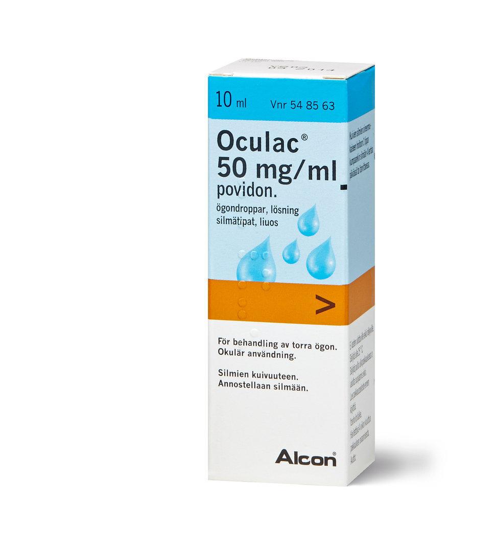 ögondroppar mot allergi barn