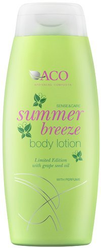 aco summer breeze body lotion