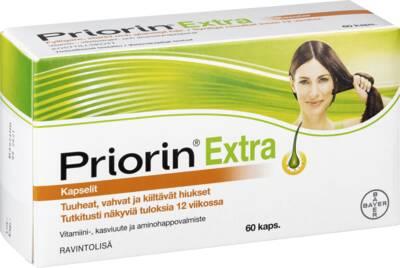 Priorin Extra 60 kaps.