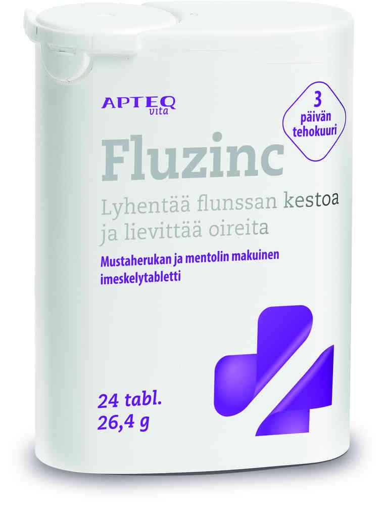 Apteq vita Fluzinc 10 mg24 tabl.