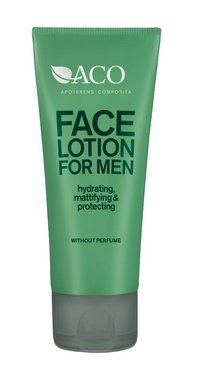 ACO FACE LOTION FOR MEN