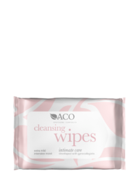 Aco Intimate Care Cleansing Wipes 10 st
