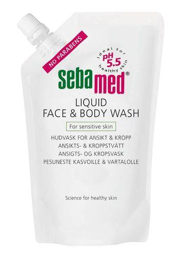 Sebamed pesuneste Face & Body 1000 ml