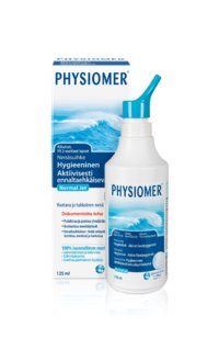 PHYSIOMER NORMAL JET & SPRAY 135 ML