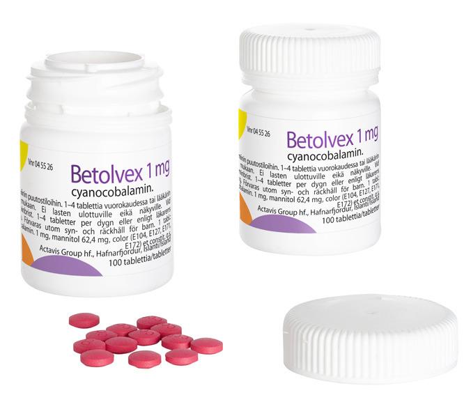 betolvex