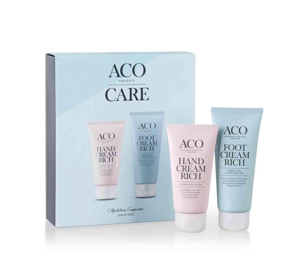 rich care hand cream canola oil
