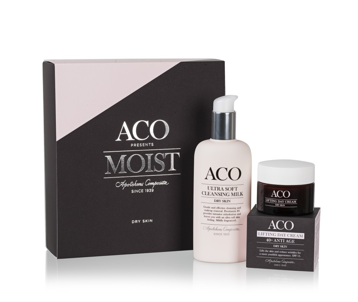 aco cleansing milk