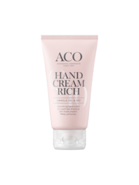 Aco Hand Cream Rich parfymerad 75 ml