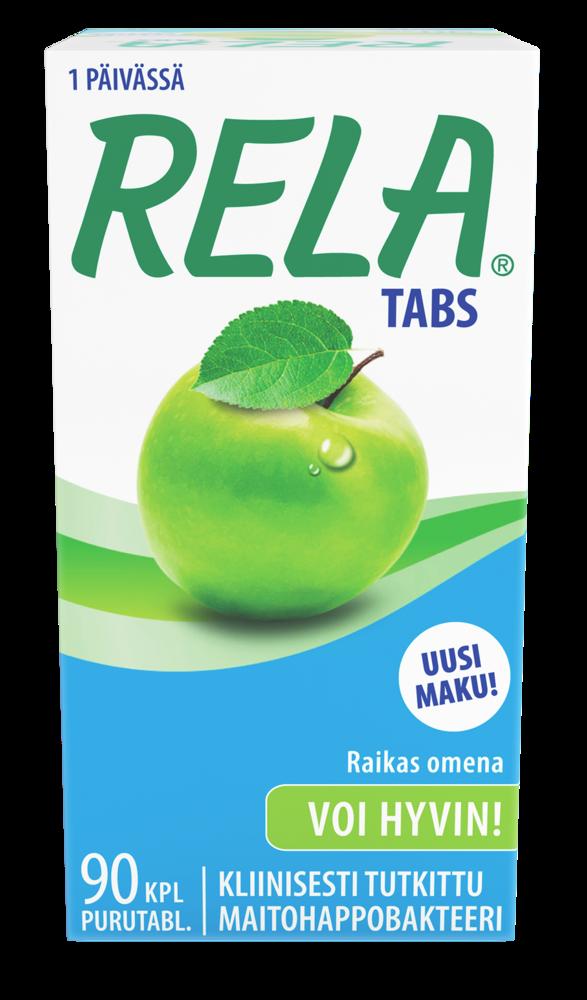 RelaTabs raikas omena90 tabl.