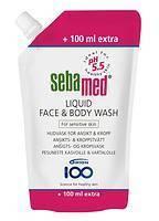 Sebamed Liquid Face & Body Wash Refill 1100 ml