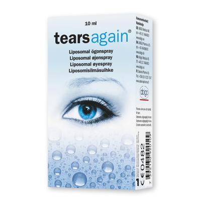 TearsAgain silmäsuihke 10 ml